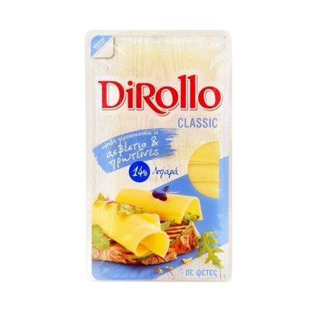 Dirollo Classic Τυρί Σε Φέτες 175gr