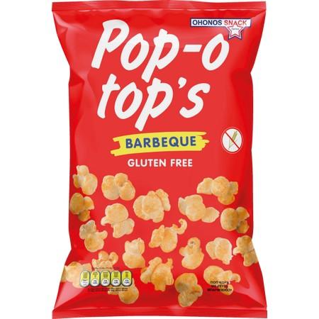 OHONOS Pop-O-Top's Barbecue Χωρίς Γλουτένη 85gr