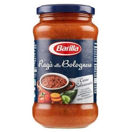 BARILLA RAGU'BOLOGNESE 400gr