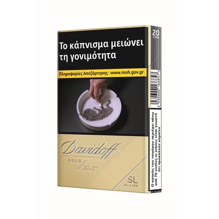 Davidoff Gold SL
